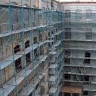 Этап реконструкции фасада