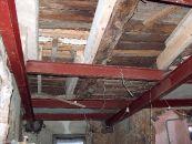 Усиление несущих конструкций, дом на ул. Златоустовской