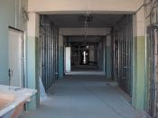 Капитальный ремонт здания поликлиники